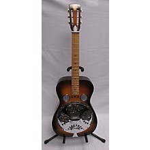 Dobro Original Hound Dog Round Neck Resonator Guitar