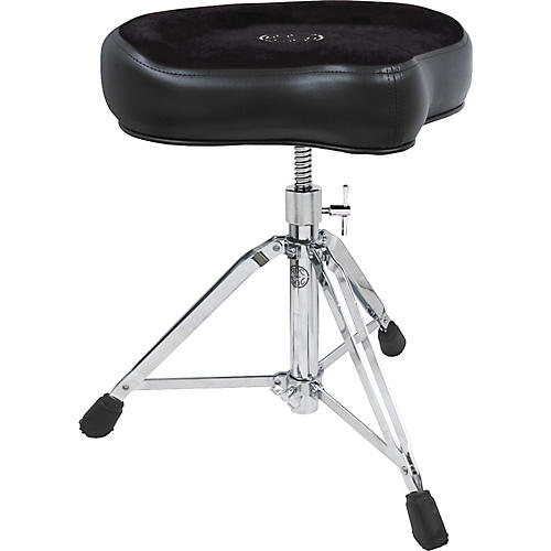 ROC-N-SOC Original Saddle Drum Throne Black