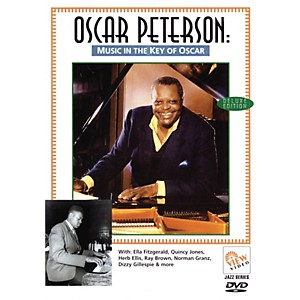 View Video Oscar Peterson - Music in the Key of Oscar Live/DVD Series DVD P...