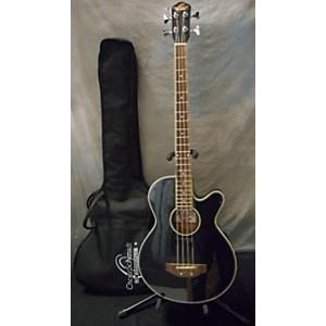 Pre-owned Washburn Oscar Schmidt Acoustic/Electric Bass Acoustic Bass Guitar by Washburn