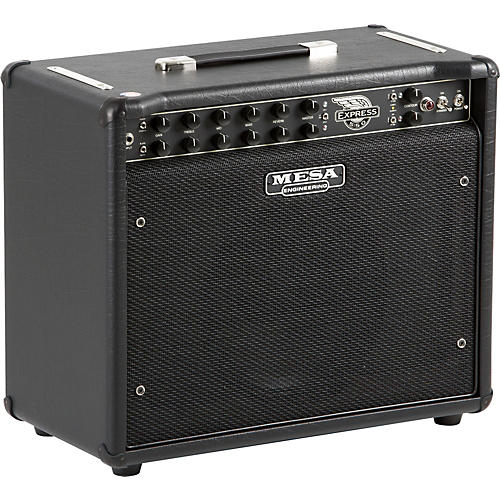 Mesa Boogie Out of Production Demo Express 5:50 5/50W 1x12 Tube Guitar Combo Amp Black