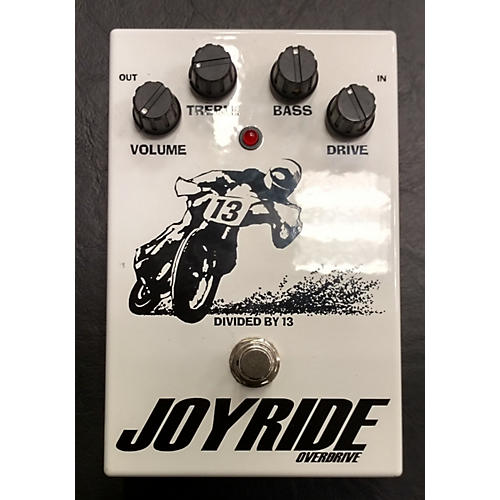Divided By 13 Overdrive Effect Pedal-thumbnail
