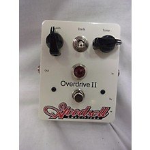 Goodsell Overdrive II Effect Pedal