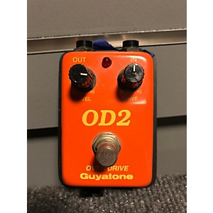 Pre-owned Guyatone Overdrive Od2 Effect Pedal