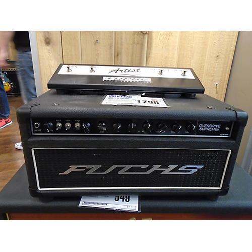 Fuchs Overdrive Supreme 50 Tube Guitar Amp Head-thumbnail