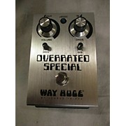 Way Huge Electronics Overrated Effect Pedal