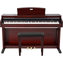 Williams Overture 2 88-Key Console Digital Piano with Bench (Mahogany)