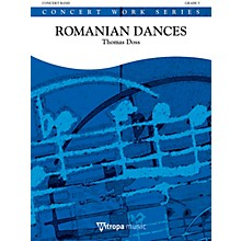 Mitropa Music Overture from Romanian Dances (Romanian Dances: Movement 1) Concert Band Level 5 Composed by Thomas Doss