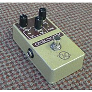 Keeley Oxblood Effect Pedal