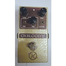 Keeley Oxblood Effect Pedal