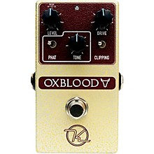 Keeley Oxblood Overdrive Effects Pedal