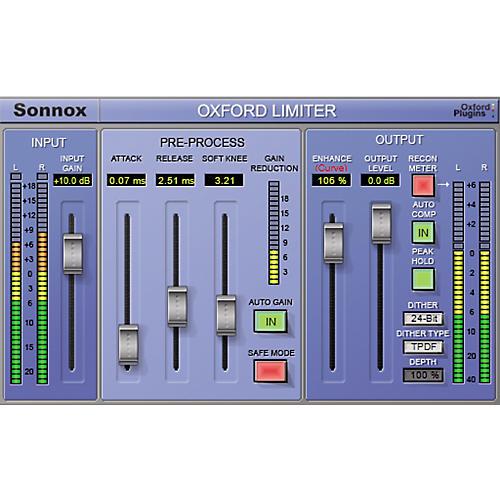 Sonnox Oxford Limiter (PowerCore)-thumbnail