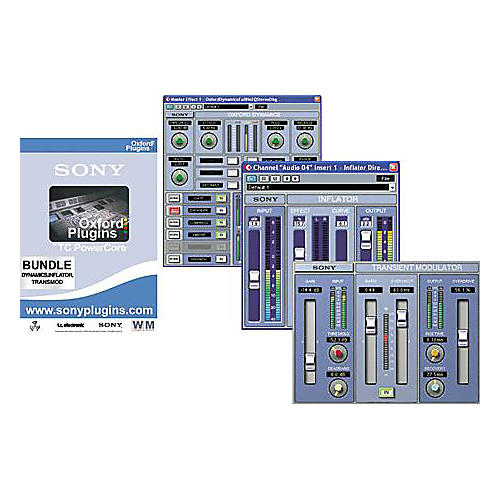 Sony Oxford Plug-ins Trio-D Bundle for PowerCore-thumbnail