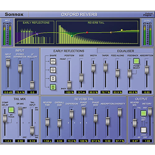 Sonnox Oxford Reverb (HD-HDX) Software Download-thumbnail