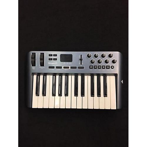 M-Audio Oxygen 25 Key MIDI Controller-thumbnail