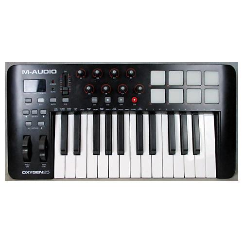 M-Audio Oxygen 25 Key MKIV MIDI Controller
