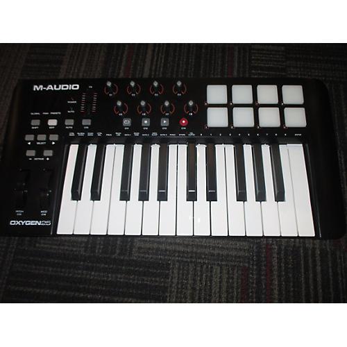 M-Audio Oxygen 25 Key Mk IV MIDI Controller