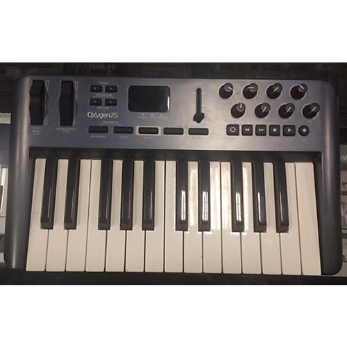 M-Audio Oxygen 25 MKIII Ignite MIDI Controller-thumbnail