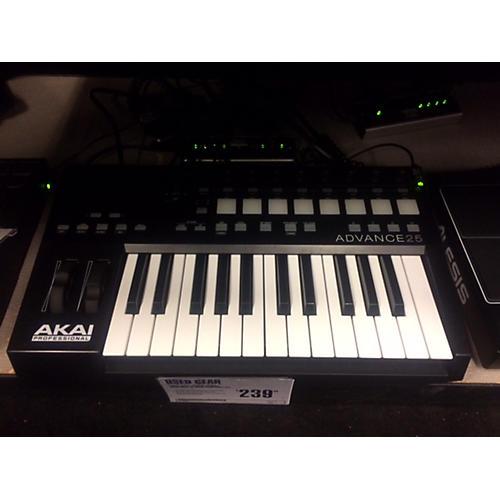 M-Audio Oxygen 25 MKIII Ignite MIDI Controller