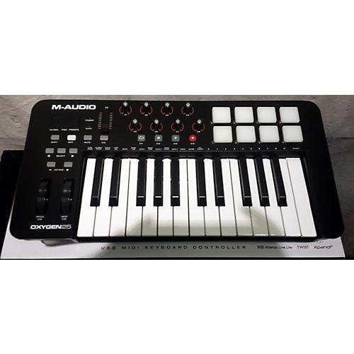 M-Audio Oxygen 25 Mark IV MIDI Controller
