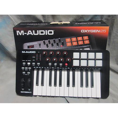 M-Audio Oxygen 25 Mkiv MIDI Controller-thumbnail