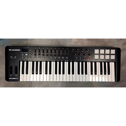 M-Audio Oxygen 49 MK IV MIDI Controller-thumbnail
