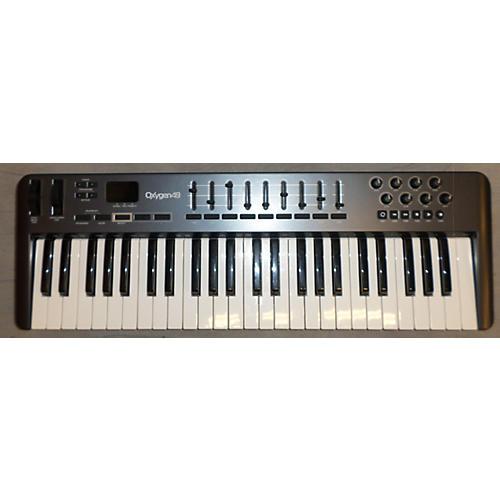 M-Audio Oxygen 49 MKIII Ignite MIDI Controller