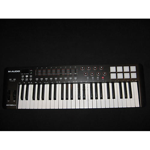 M-Audio Oxygen 49 Mkiv MIDI Controller