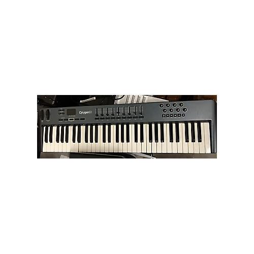 M-Audio Oxygen 61 MKIII Ignite MIDI Controller-thumbnail