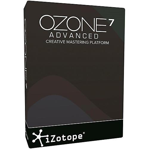 iZotope Ozone 7 Advanced Software Download