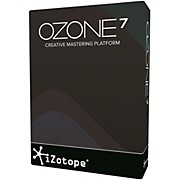 iZotope Ozone 7 Software Download