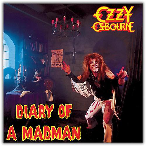 Sony Ozzy Osbourne - Diary of a Madman Vinyl LP-thumbnail