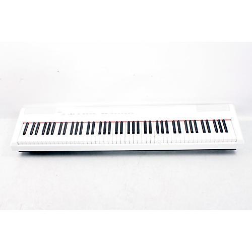Yamaha P-105 88-Key Digital Piano White 888365369525