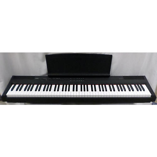 used yamaha p 105 88 key digital piano guitar center. Black Bedroom Furniture Sets. Home Design Ideas