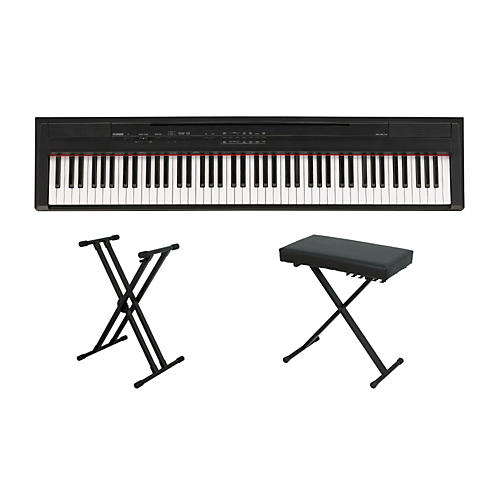 Yamaha P-105 Keyboard Package 3