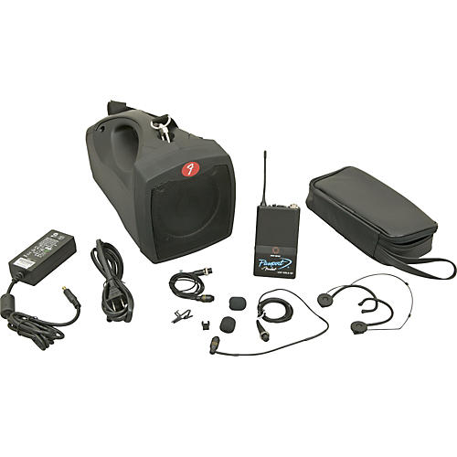 Fender P-10WE Executive Wireless System