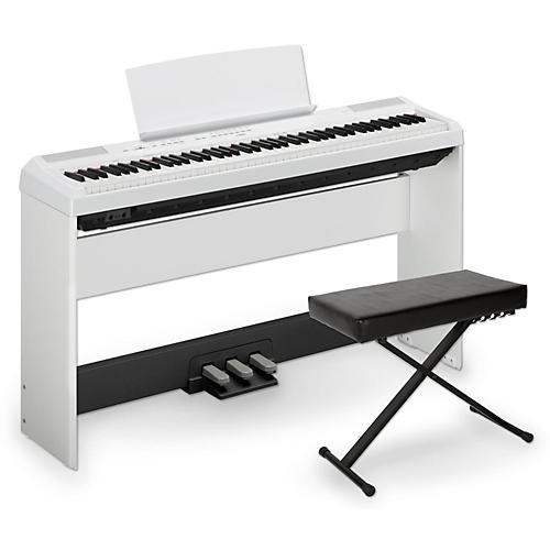 Digital Piano Keyboard Action Comparison : yamaha p 115 88 key weighted action digital piano packages guitar center ~ Russianpoet.info Haus und Dekorationen