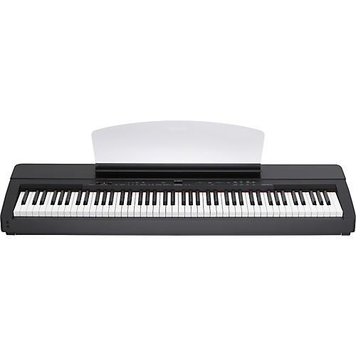 Yamaha p 140 contemporary digital piano black guitar center for Yamaha p85 contemporary digital piano