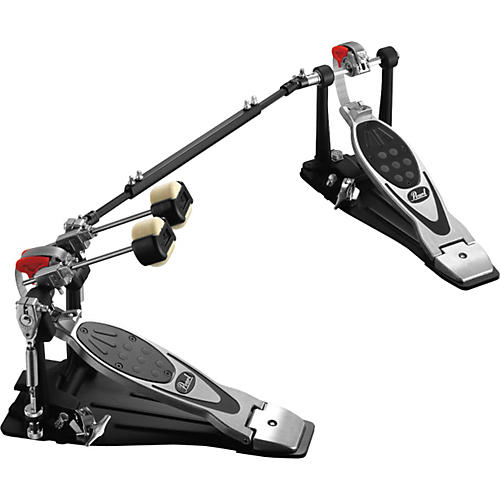 Pearl P-2002BL PowerShifter Eliminator Double Pedal, Left-Footed-thumbnail
