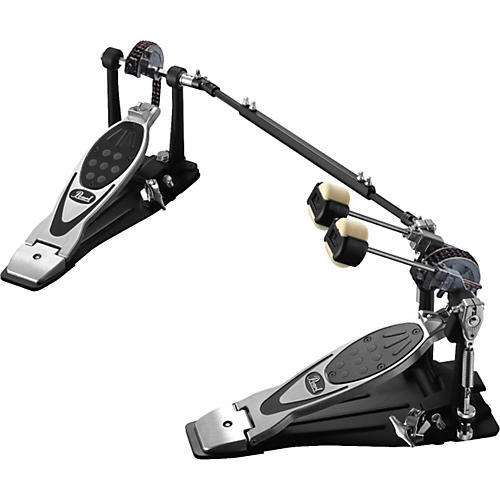 Pearl P-2002C PowerShifter Eliminator Double Pedal-thumbnail