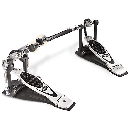 Pearl P-2002CL PowerShifter Eliminator Double Pedal-thumbnail