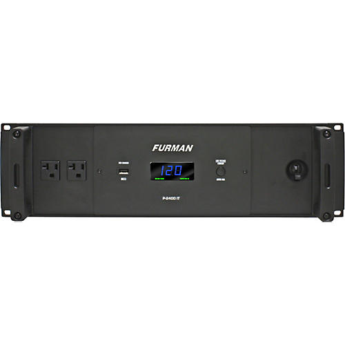 Furman P-2400 IT Symmentrically Balanced Power Conditioner-thumbnail