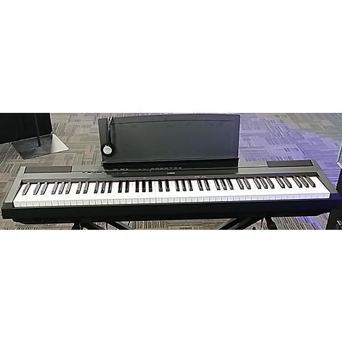 used yamaha p 45 digital piano guitar center. Black Bedroom Furniture Sets. Home Design Ideas