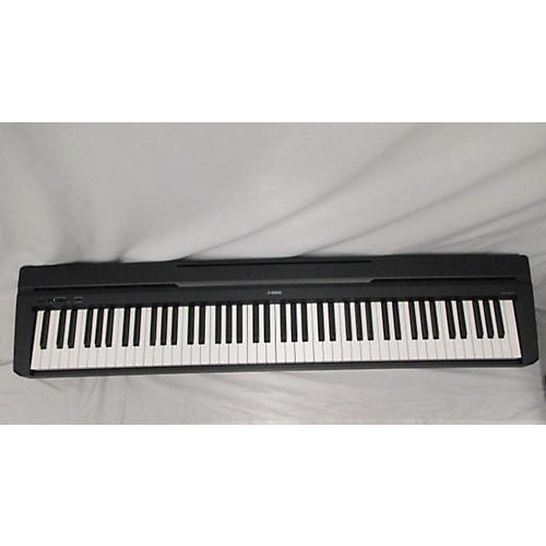 Used yamaha p 45b digital piano guitar center for Yamaha p 45b