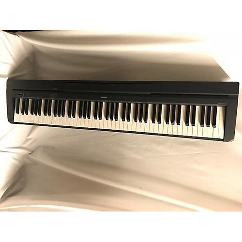 used yamaha p 45b stage piano guitar center. Black Bedroom Furniture Sets. Home Design Ideas
