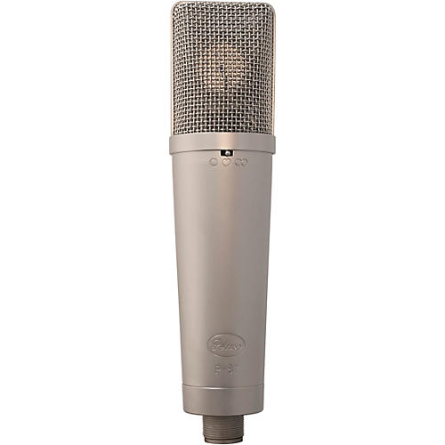 Peluso Microphone Lab P-87 Solid State Condenser Microphone-thumbnail