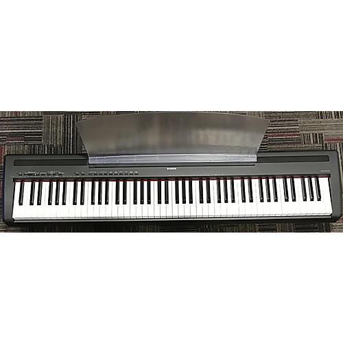 used yamaha p 95 keyboard workstation guitar center. Black Bedroom Furniture Sets. Home Design Ideas