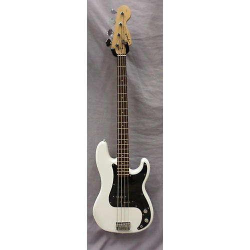 Squier P BASS Electric Bass Guitar-thumbnail