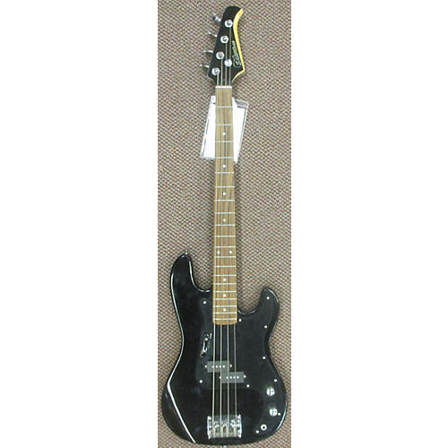 Silvertone P Bass Electric Bass Guitar-thumbnail