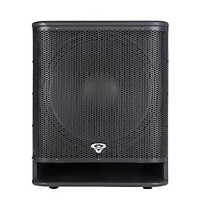 Cerwin-Vega P-Series P1800SX 18 Inch Active Subwoofer by Cerwin Vega